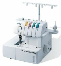 Brother 2340CV 2 & 3 Needle Coverhem Cover Stitch Machine 4 Thread New!!!!