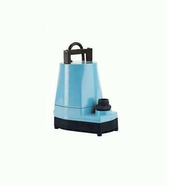Little Giant 5-MSP  5 Series Submersible Utility Pump 1/6 HP (#505000)