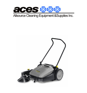 Karcher KM 70/20 C - Compact Floor Sweeper
