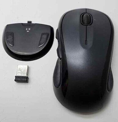 Logitech M510 Wireless Mouse 1s