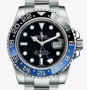 For Rolex GMT HD Crystal Protector anti-scratch, Date Window and Bezel set