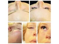 Semi Permanent Lashes/eyelash extensions