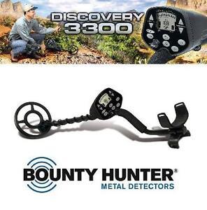 NEW BOUNTY HUNTER METAL DETECTOR DISCOVERY 3300 METAL DETECTOR 105866314