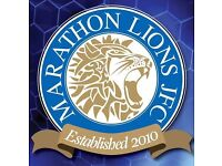 U10s Marathon Lions looking for players