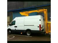 Cherry Picker HIRE With Operator 16 metres high