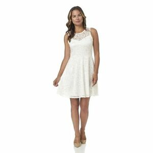 ISO OF JESSICA WOMENS LACE DRESS