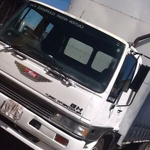 Hino GH, 8T, 12 Pallet Wingfield Port Adelaide Area Preview