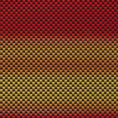 Hydrographics Film Hot Carbon Fiber 20 X 6.5