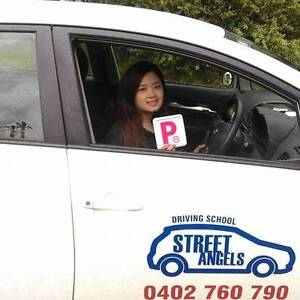 Street Angels Driving School (Only Auto Car) Granville Parramatta Area Preview