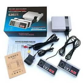 620 Mini Anniversary Games Console