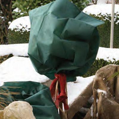 Vlieshaube 200x 240 cm,Winterschutz, Wintervlies, Pflanzenschutz, Rosenschutz