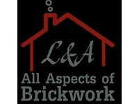 Bricklayers needed