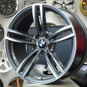 19 Inch Staggered M4 Replica Wheels Rims for BMW 3 Series 4 New  $850+ tax @Zracing 905 673 2828