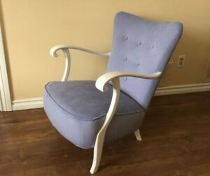 Vintage Lounge Chair - Refinished