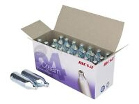 MOSA Nitrous Oxide Cream Chargers Whipped Cream N2O gas NOS NOZ 8g CANISTER (3 for £25)