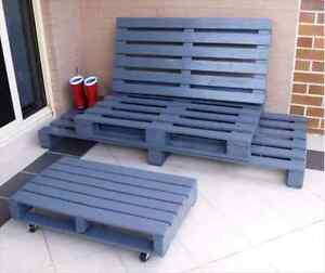 Pallet Made Furniture