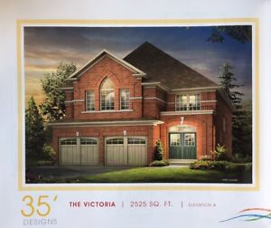 SELLING HOUSE- BRAND NEW- INNISFIL- CLOSING IN OCTOBER