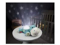 Hippo projection soother nightlight