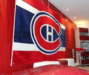 Canadien ( Tapis officiel LNH )