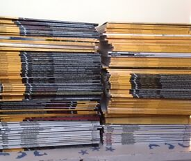 Film geeks - back copies of Sight and Sound magazine going back approx ten years