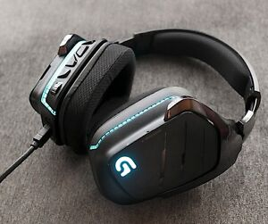 Logitech Artemis Spectrum G633 RGB / 7.1 Surround Gaming Headset