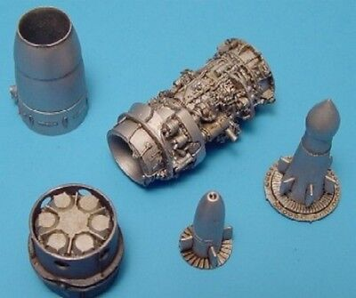 Aires 1/48 JUMO 004B1 Jet Engine Resin AHM4140