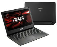 Asus ROG G46VW 14 inch gaming laptop