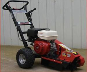 STUMP GRINDER HONDA GX390 ROOT TREE TRUNK CUTTER BRAND NEW + 1 YEAR WARRANTY + FREE SHIPPING ONTARIO WIDE !!!!!!!!!!!!!