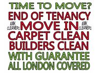 50% OFF ALL LONDON PROFESSIONAL DEEP END OF TENANCY CLEANERS CARPET CLEANING SERVICE