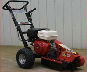 STUMP GRINDER HONDA GX390 ROOT TREE TRUNK CUTTER BRAND NEW + 1 YEAR WARRANTY + FREE SHIPPING !!