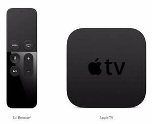 Apple TV 4th Generation 32GB (hardly used) Zetland Inner Sydney Preview