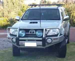 2009 Toyota Hilux Ute ***12 MONTH WARRANTY*** West Perth Perth City Area Preview