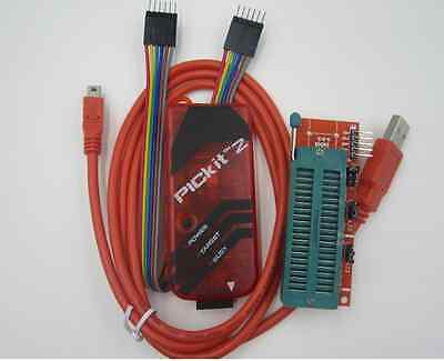 Pickit2 Pickit 2 Pic Microchip Development Programmer Seat Mp Lab Debugger Tool