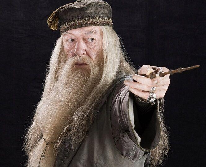 Albus dumbledore elder wand 16 harry potter ollivander for Dumbledore elder wand replica