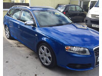 2005 AUDI S4 QUATRO AVANT IN LOVELY CONDITION