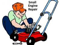 Small Engine Servicing & Repair