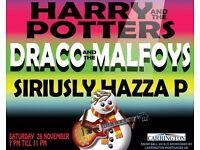 Christmas Magic returns to Edinburgh with Harry Potter-themed Snow Ball 2016