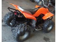 Quad 150 auto , light , electric starts etc runs and ride perfect ??????
