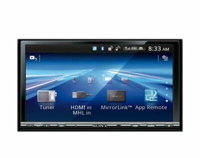 """New Sony LCD Car Audio  7"""" Bluetooth (XAV-712BT) -  Fedex"""