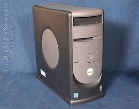Dell dimension 4300 with Hp monitor