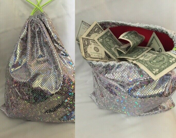 Exotic Dancewear--Stripper Money Bag