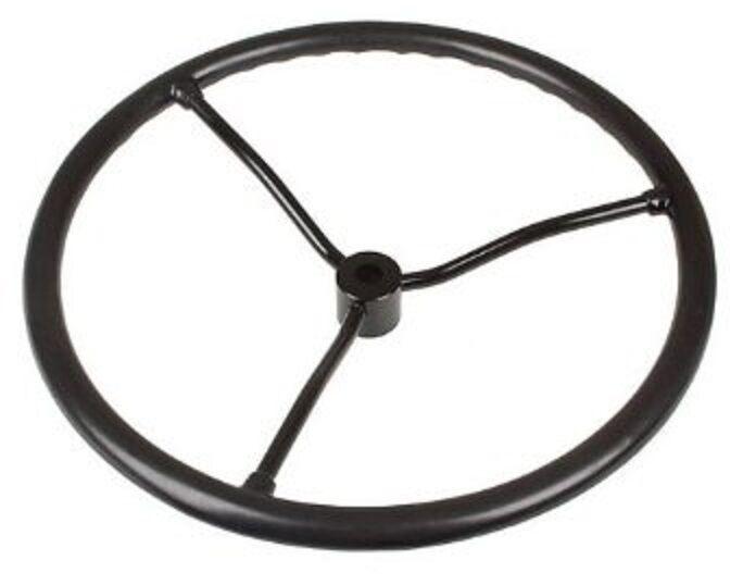 2N3600 Steering Wheel For Ford Tractors 2N 8N 9N keyed Center Type