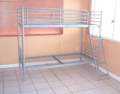 Rugged Kid's Room Bunk Bed