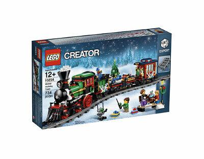 Lego Creator Winter Holiday Train (10254) - 734 pieces - RETIRING SOON!