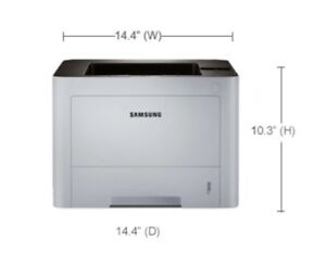 Samsung ProXpress SL-M3320ND Laser Printer [Lightly Used]
