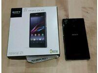 Sony Xperia Z1 4G LTE Unlocked