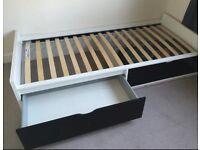 Ikea Flaxa Bed