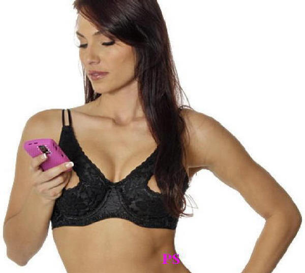 Open Tip Lace Bra Shows Nipples Full Figure Push-up Cleavage D/dd Cups 34-44 389