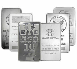 Silver Coins & Silver Bars For Sale. RCM, Pure Bullion Kingston Kingston Area image 1