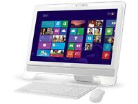 MSI TOUCHSCREEN ALL-IN-ONE COMPUTER (WHITE) - £300 ONO!